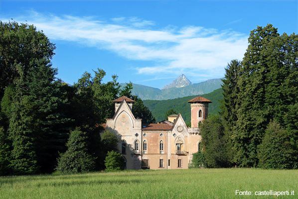 Castello Miradolo Pinerolo Torino