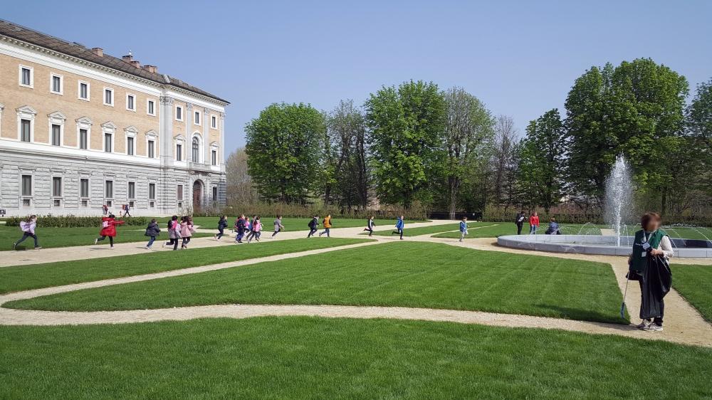 Giardini del Duca e Fontana Torino