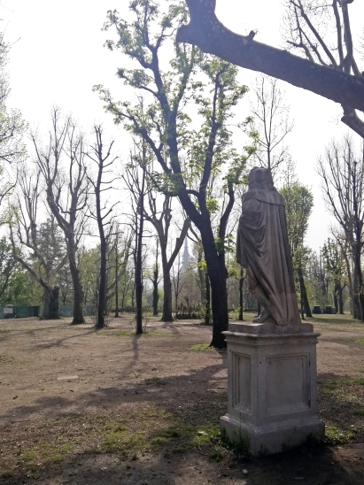 GiardiniReali_Torino_statue