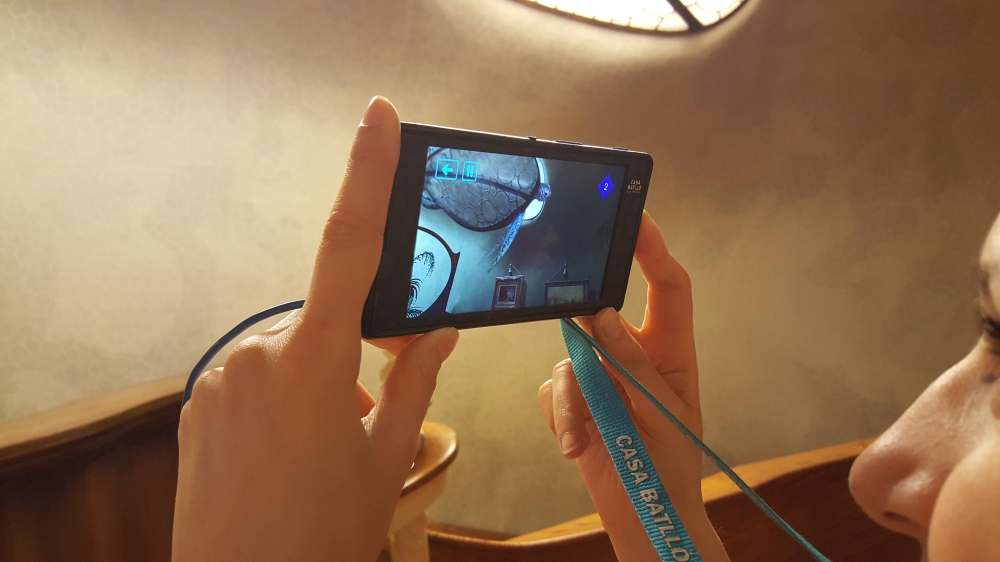 Video guida Casa Battlo Barcellona Spagna