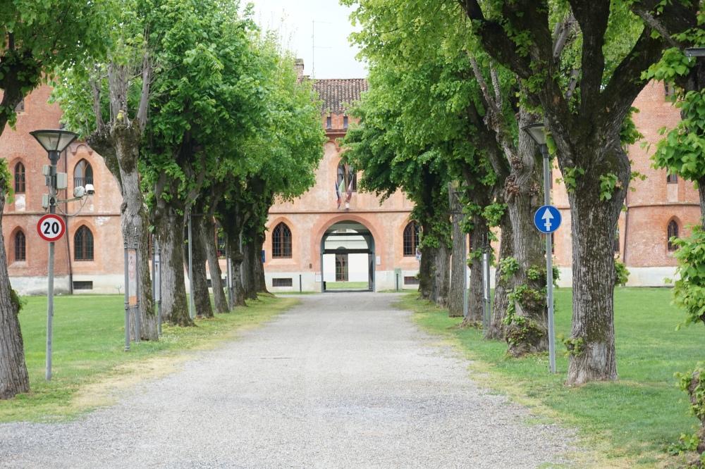 Castello di Pollenzo Cuneo Piemonte