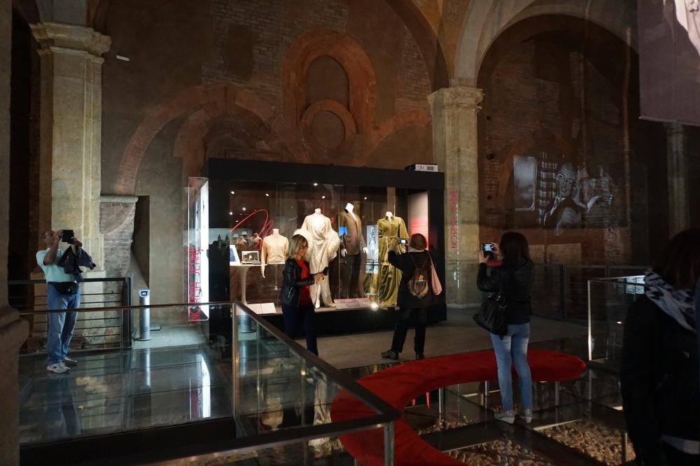 Corte Medievale Palazzo Madama Mostra Marilyn Monroe Torino