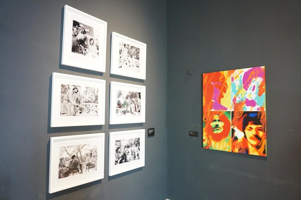 fotografie Beatles mostra Museo Arte Orientale Torino