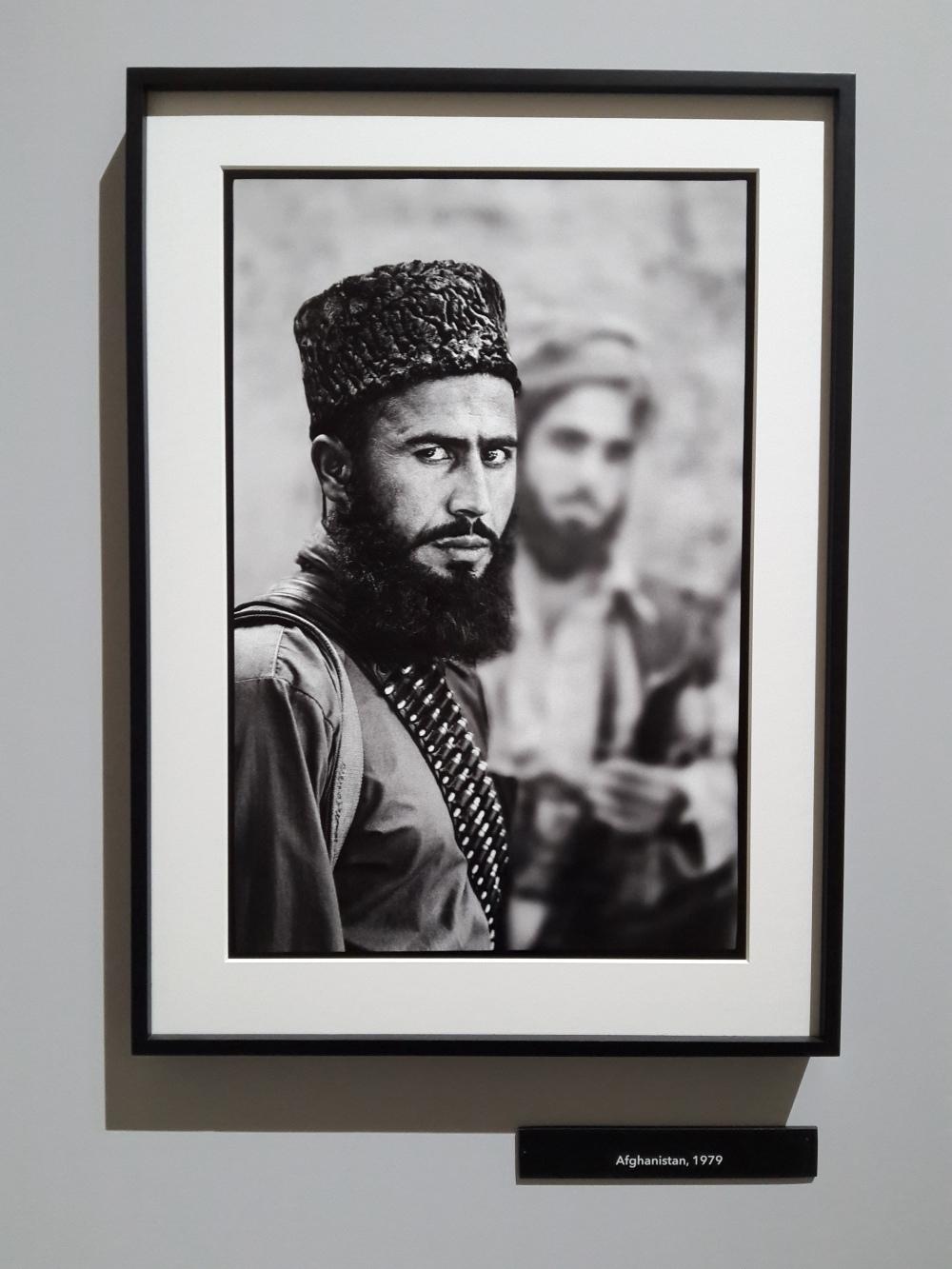 Fotografia soldato Steve McCurry Mostra Venaria Reale Torino