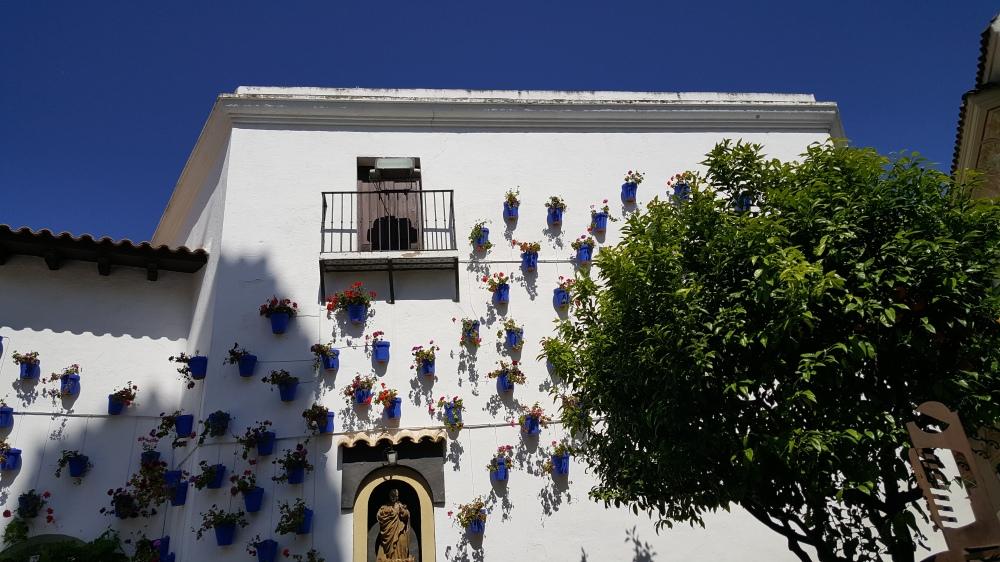Poble Espanyol facciata edificio Barcellona Spagna