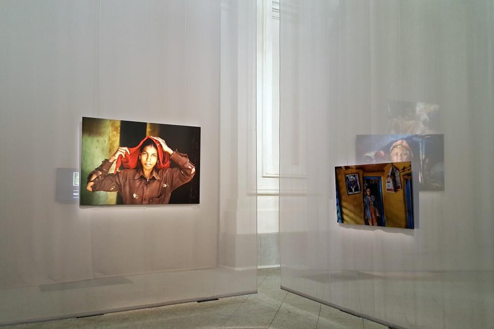 Fotografie Steve McCurry progetto Tierra Lavazza Mostra Venaria Reale