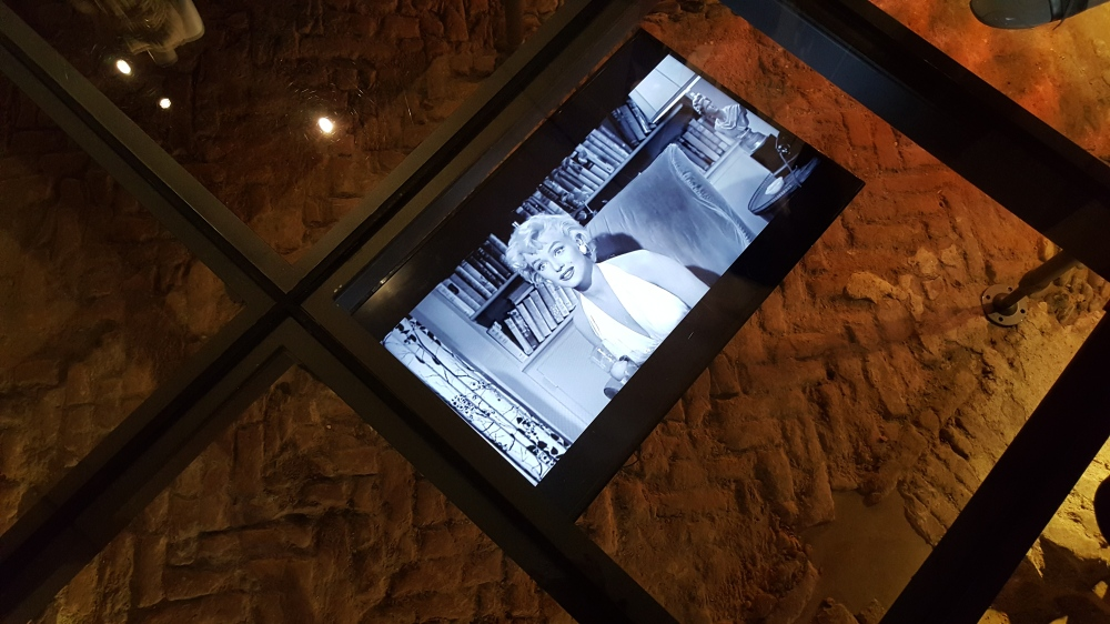 Video Marilyn Monroe Mostra Corte Medievale Palazzo Madama Torino