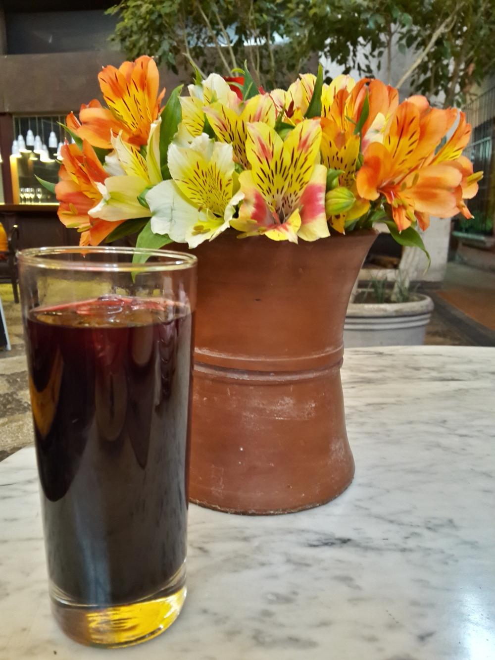 Chicha morada-bevanda peruviana-Perù-America del Sud