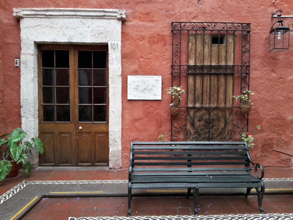 La Casa del Melgar-hotel-Arequipa-casa coloniale-honey moon-Perù-America Latina