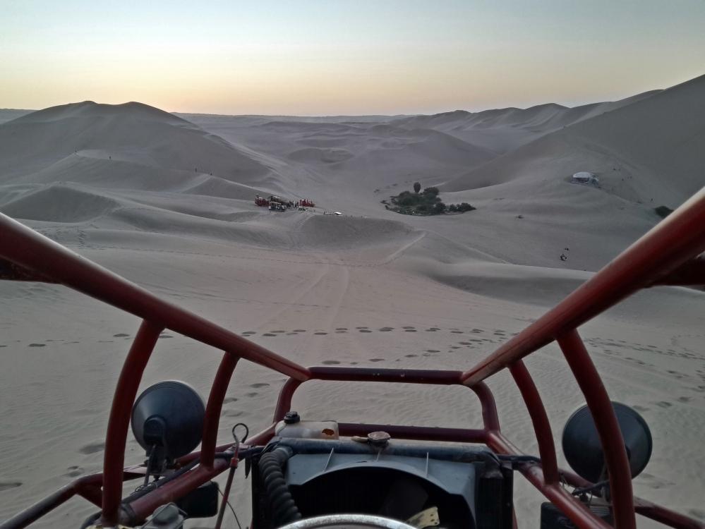 buggy-sandboarding-dune-deserto-Huacachina-Perù-Sud America-Viaggio di nozze