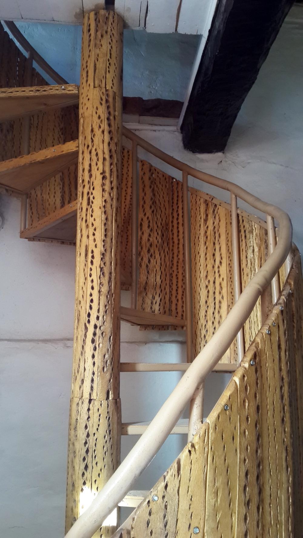 legno di cactus-chiesa-architettura cilena-Cile-America latina-honey moon