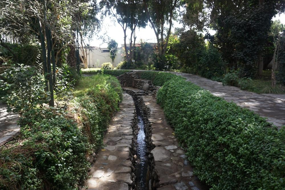Museo Antonini-Nasca-Progetto Nasca-Acquedotto precolombiano Bisambra-Perù-Sud America-honey moon