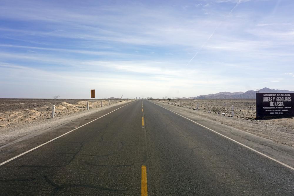 Panamericana-Route 66-Linee di Nasca-Civiltà Nasca-Perù-America Latina