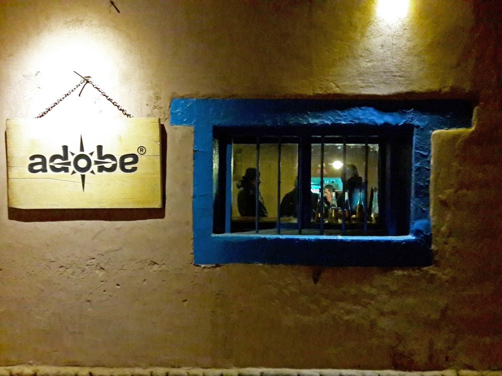 gastronomia cilena-ristorante-San Pedro de Atacama-Cile-Sud America-honey moon