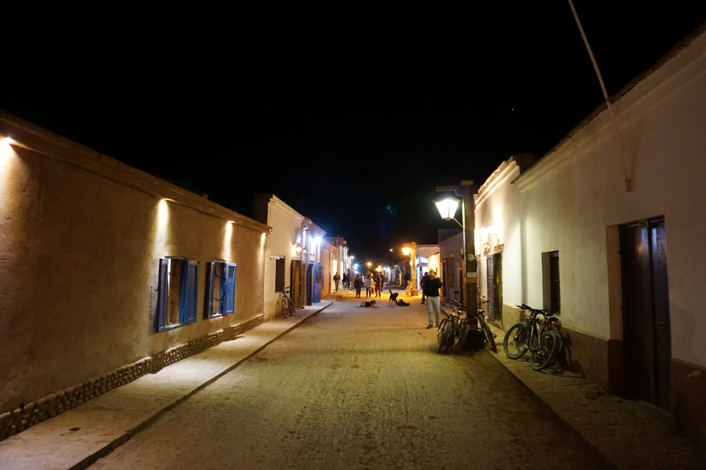 città-San Pedro de Atacama-Cile-Sud America