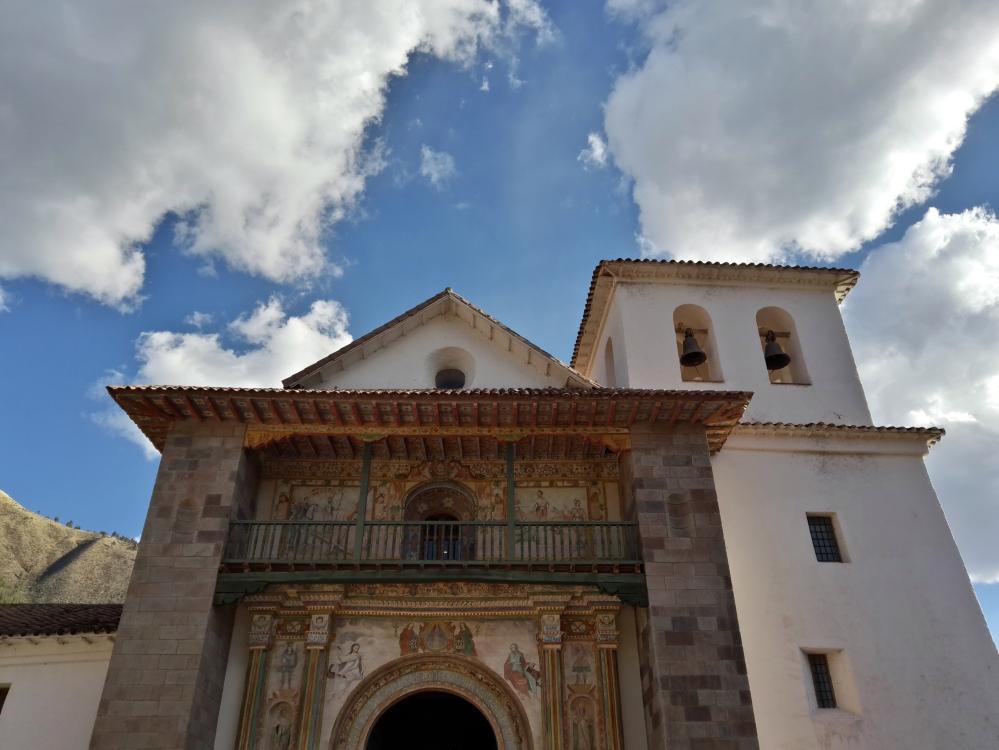 Andahuaylillas-Puno-Cusco-Perù-America del Sud-Cappella Sistina dell'America