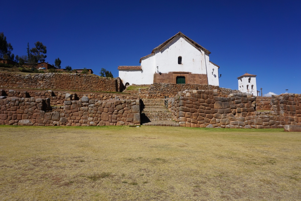 archeologia inca-architettura coloniale-