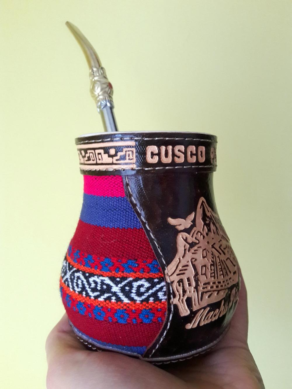 Bombilla-infusi-mate de coca-mate de muna-Perù-Sud America-mal di montagna-viaggio