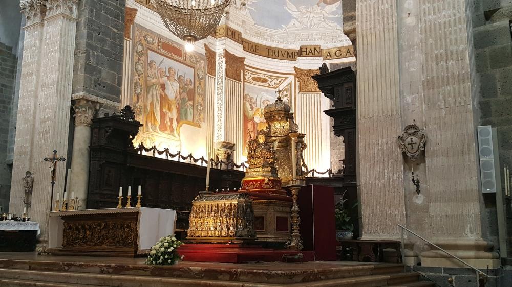 Busto di Sant'Agata-Cattedrale di Sant'Agata-Catania-Festa patronale-Sicilia