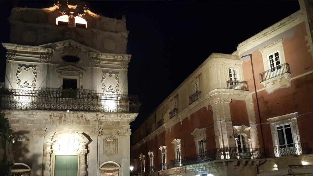 Chiesa di santa Lucia alla Badia-Ortigia-arte barocca-Siracusa-Sicilia