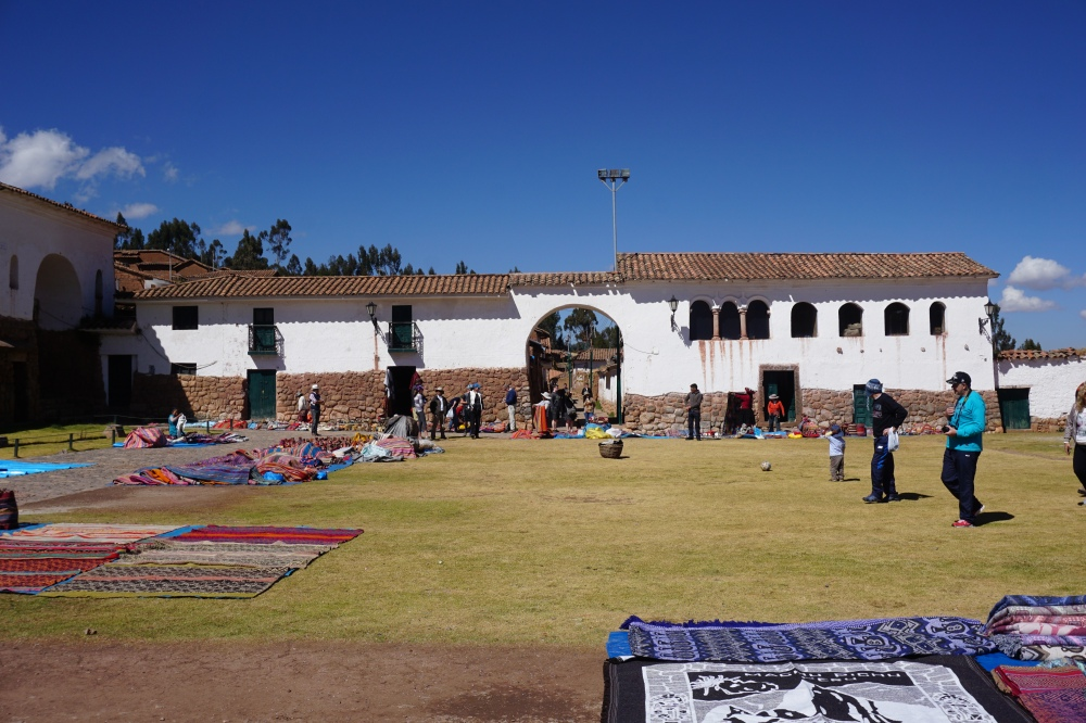 Chincero-Valle Sacra-Archeologia-Inca-Architettura coloniale-Sud America-Perù-Viaggio