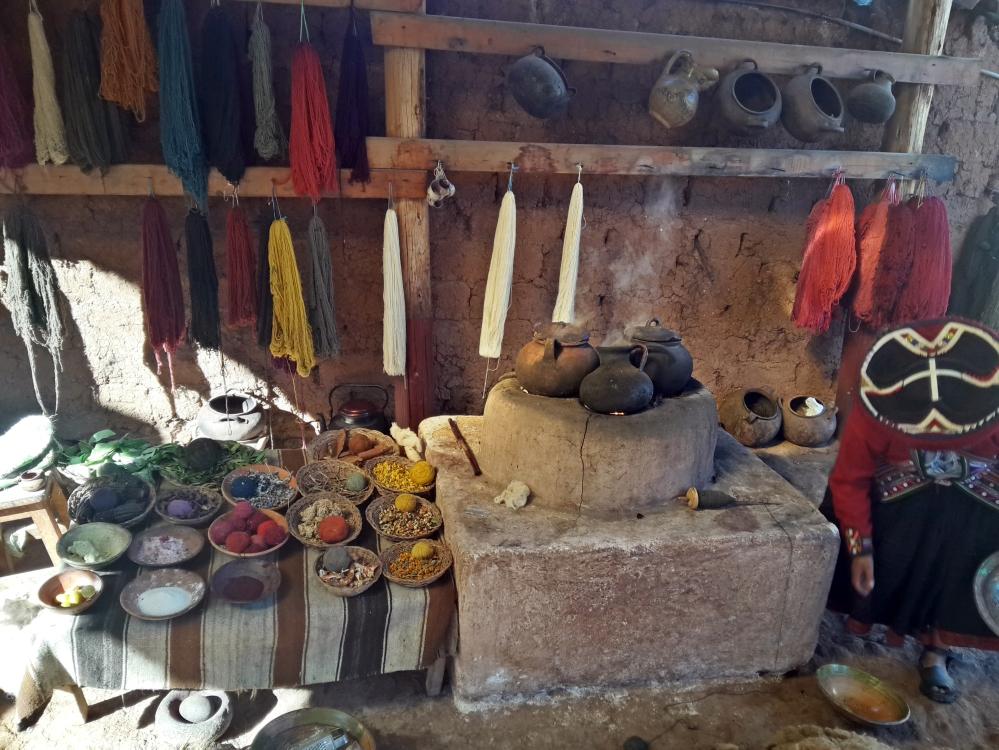 Artigianato-Centro tessile-Chinchero-Lana-Perù-Sud America-Viaggio