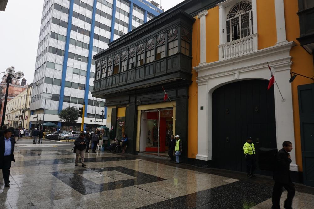 architettura coloniale-Lima-Perù-America del Sud-viaggi