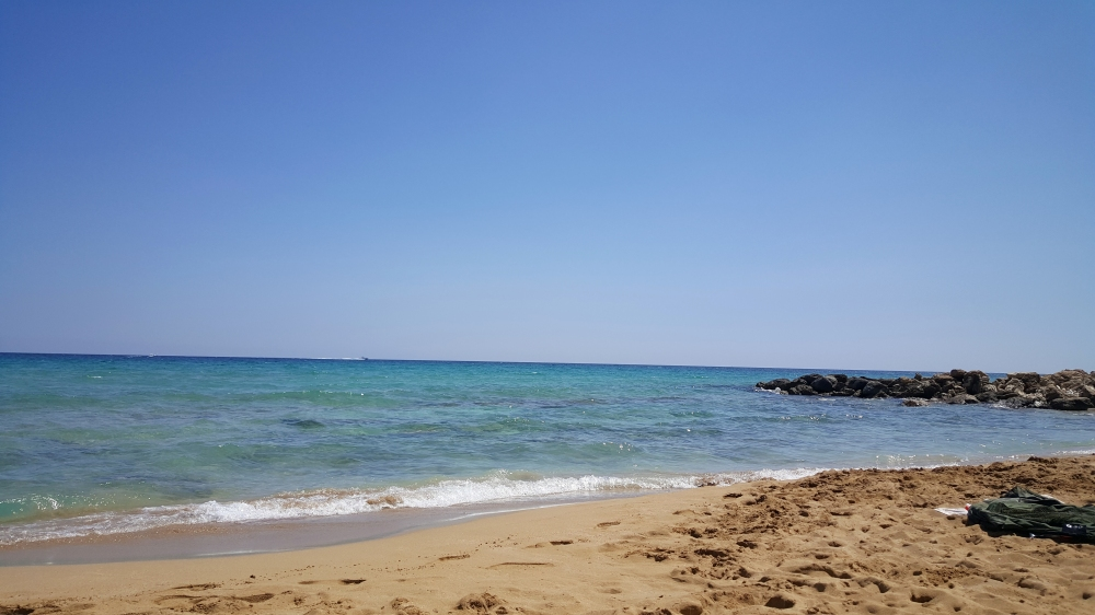 Spiaggia di Gallina-Vacanze Sicilia-Mare-Siracusa