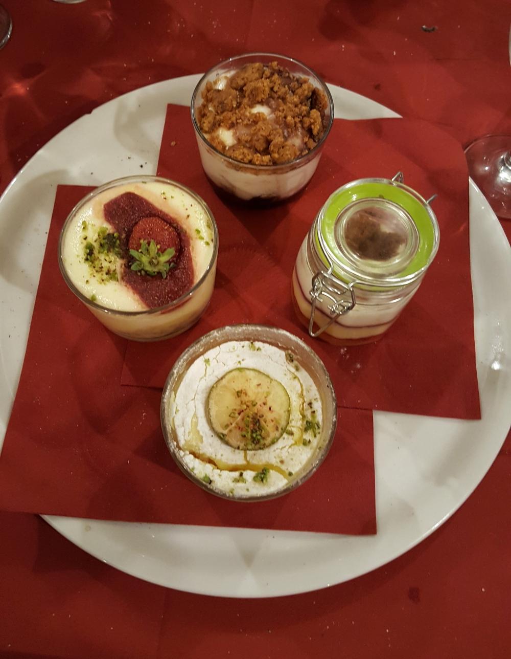 Dessert-Dolci-Ristorante Scialai-Ortigia-Siracusa-Sicilia