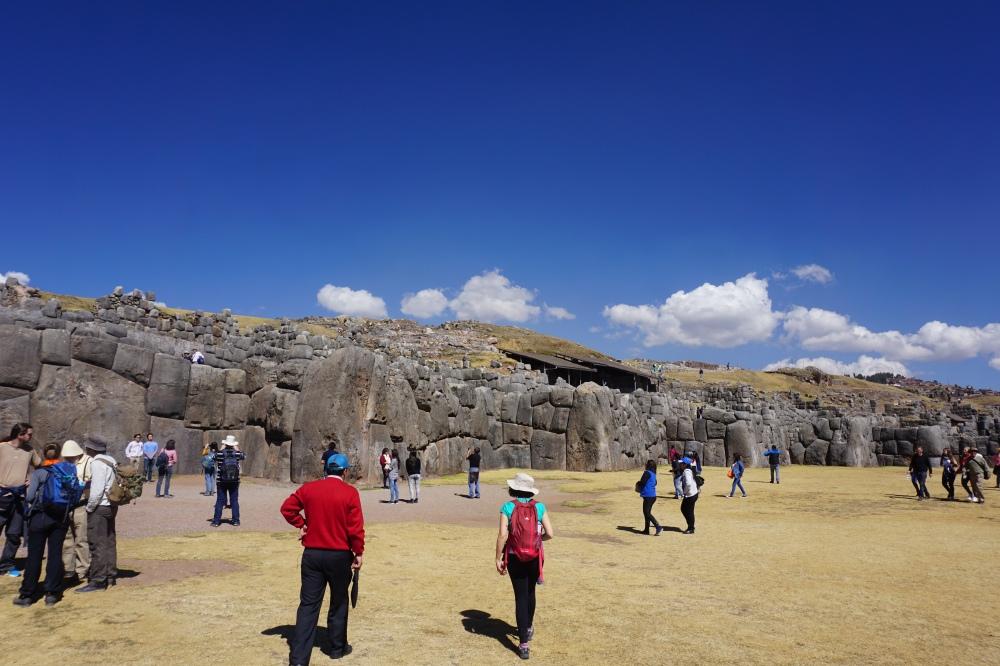 Q'enqo-Cusco-Perù-Inca-Architettura-Archeologia-Sud America-Viaggio di nozze