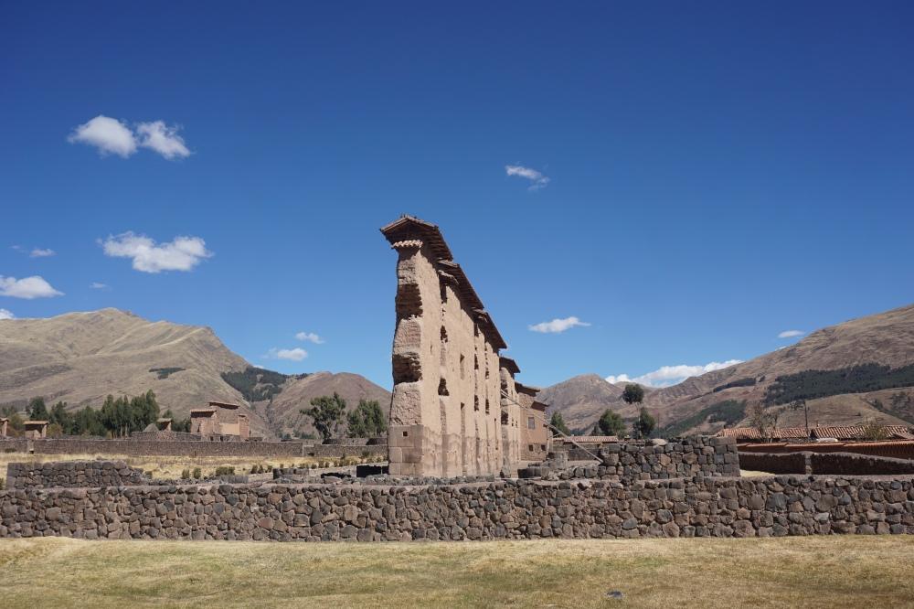 Tempio di Wiracocha-Archeologia-Puno-Cusco-Perù-Sud America