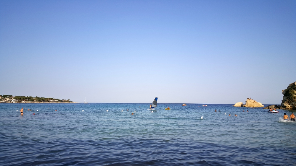 Spiaggia-mare-Fontane Bianche-Siracusa-Sicilia