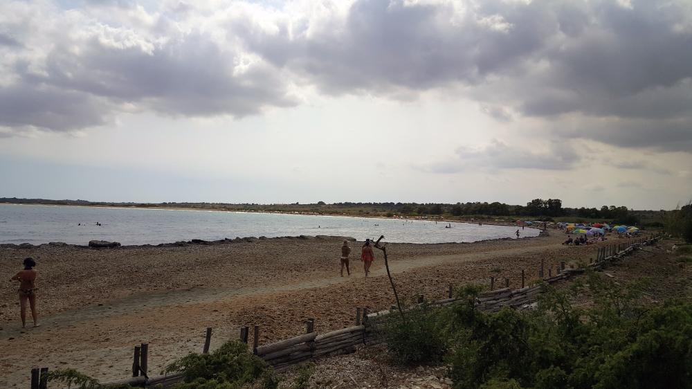 Spiaggia di Vendicari-Riserva naturale-Siracusa-Sicilia
