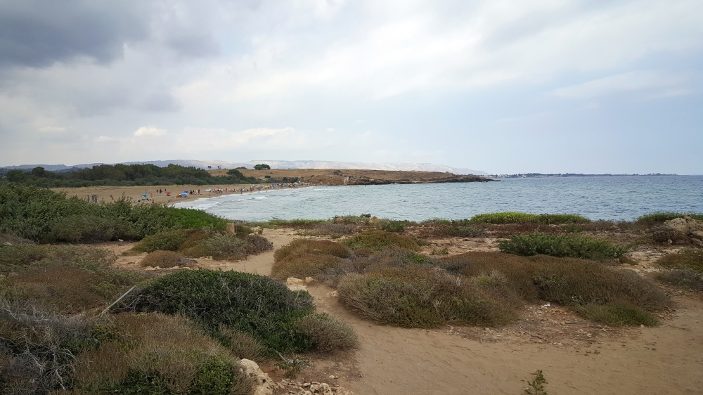Spiaggia di Eloro-Natura-Riserva di Vendicari-Macchia mediterranea-Sicilia