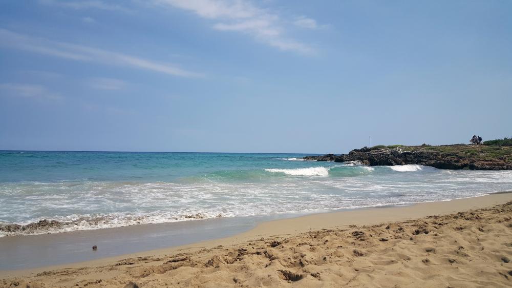 Spiaggia di Eloro-Mare-Sicilia