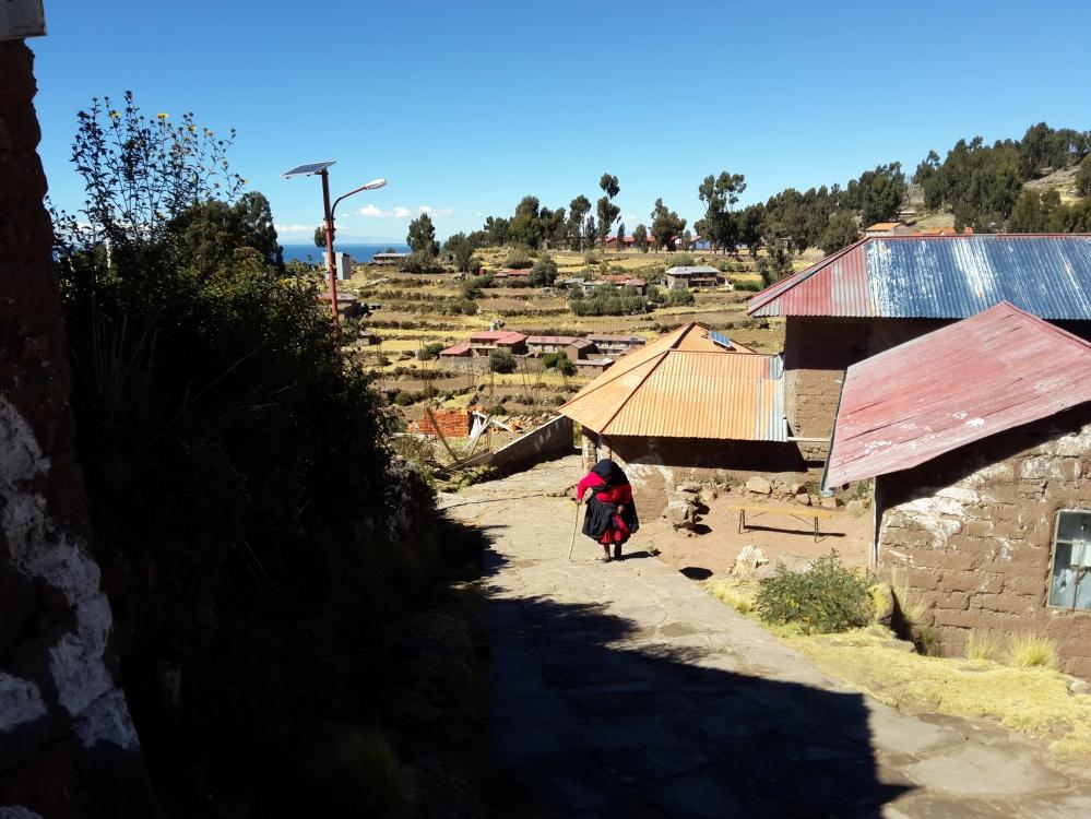 Taquile-Lago Titicaca-Puno-Perù-America Latina-viaggio