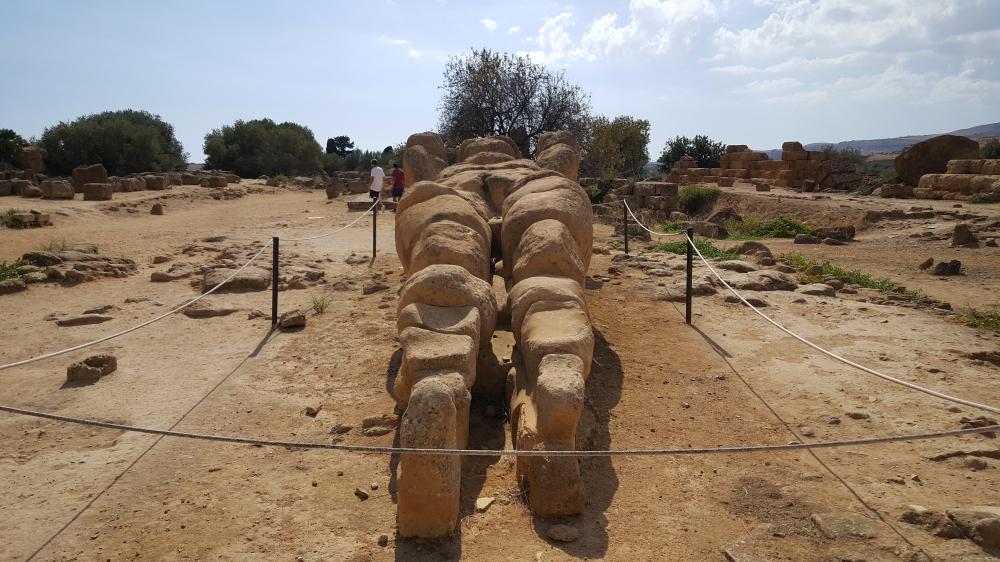 Telamone-Parco Archeologico-Valle dei Templi-Agrigento-Sicilia