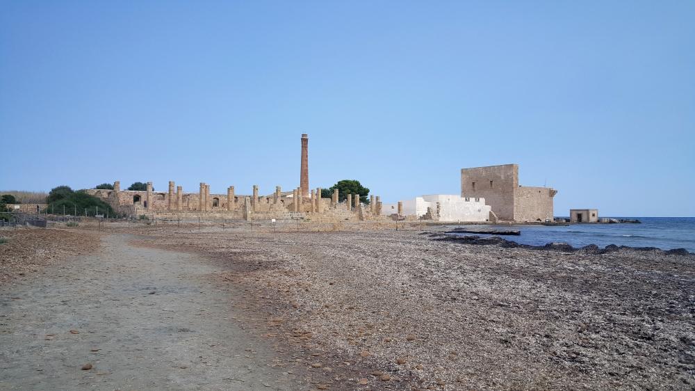 Tonnara-Torre Sveva-Spiaggia di Vendicari-Sicilia
