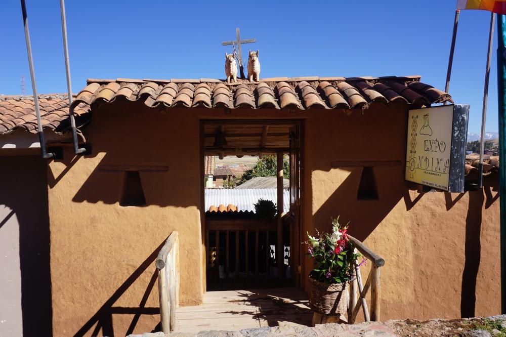 Inca_religione cattolica-tori-porta fortuna-Cusco-Perù-Sud America-viaggio