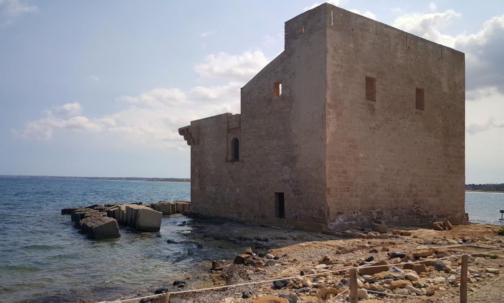 Torre Sveva-Spiaggia di Vendicari-Archeologia-Siracusa-Sicilia
