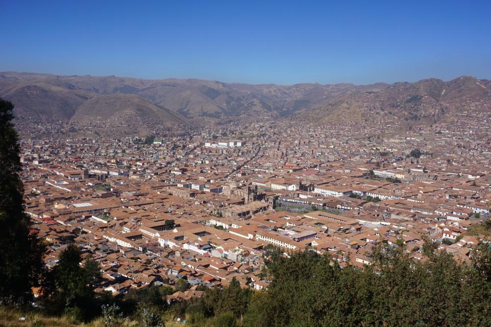 Cusco-panorama-Inca-Perù-America latina-viaggio