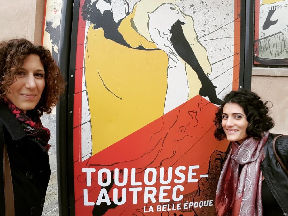 Un tuffo nella belle poque henri de toulouse lautrec in for Lautrec torino