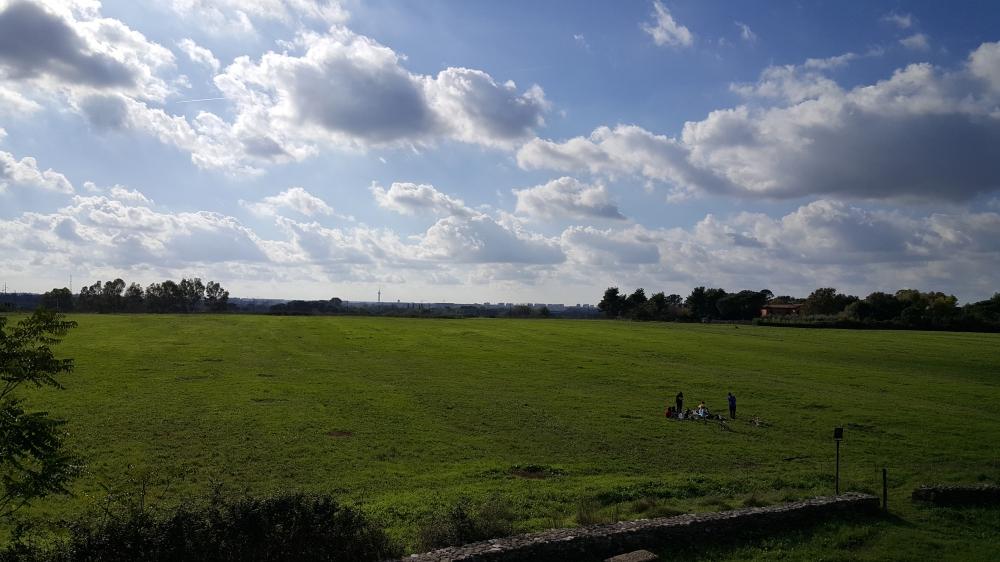 Natura-Paesaggio-Parco dell'Appia Antica-Roma