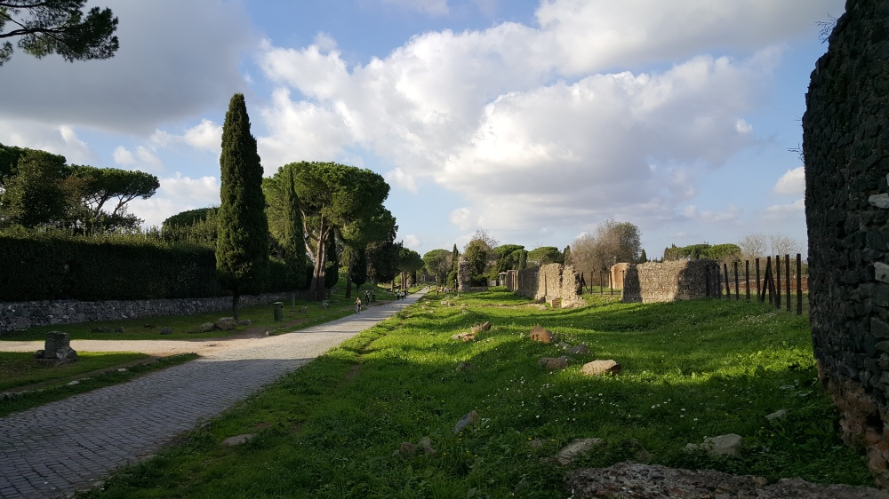 Appia Antica-Resti archeologici-Antica Roma-Archeologia-Storia