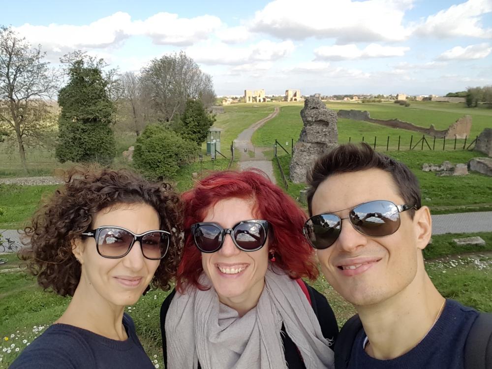 Villa dei Quintili-Archeologia-Parco dell'Appia Antica-Roma