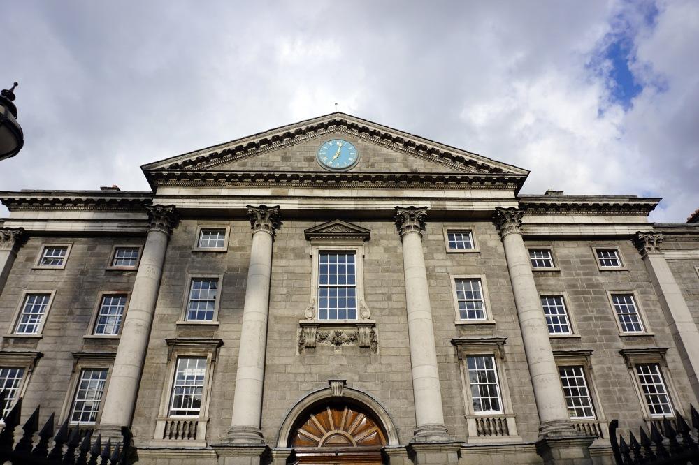 College-Dublino-Irlanda-Architettura-Viaggio