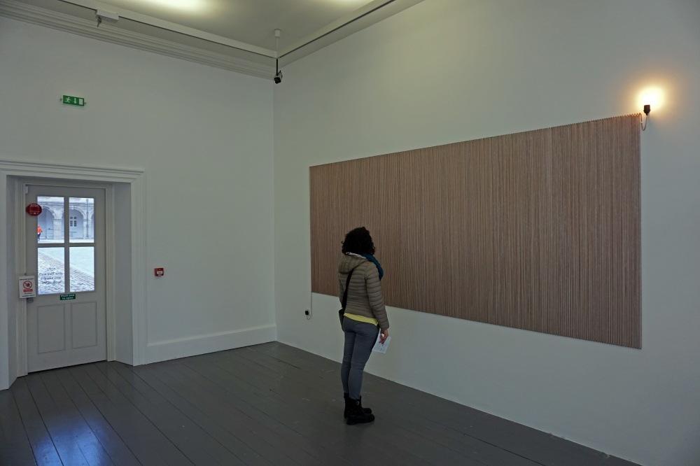 Collezione-Arte contemporanea-Museo di arte moderna di Dublino-Irish Museum of Modern Art-Dublino-Irlanda-Viaggiare