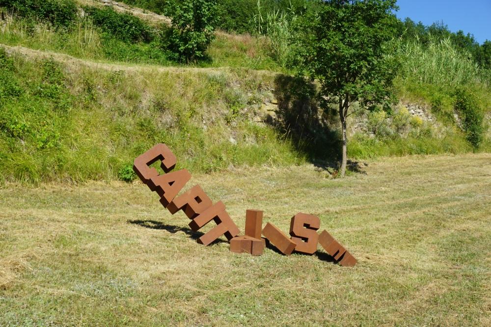 scultura-museo a cielo aperto-arte contemporanea-parco Quarelli-Alessandro Demma-Mostra Senza Frontiere-Blog arte Torino-Asti-Piemonte-Cultura