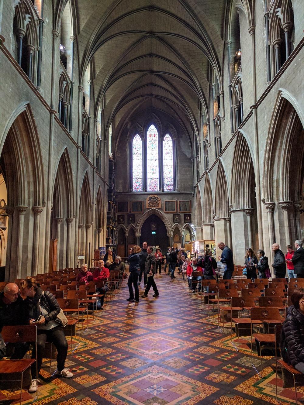 Cattedrale di San Patrizio-Architettura-architettura religiosa-architettura medievale-Dublino-Irlanda-Cosa vedere a Dublino-Viaggio in Irlanda