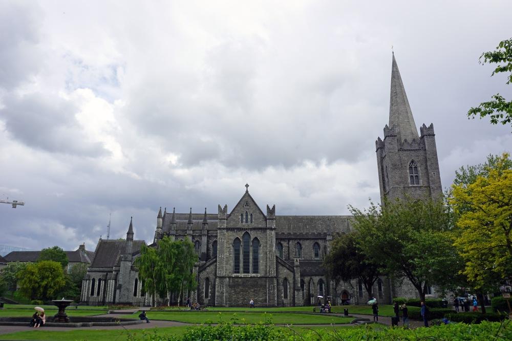 St Patrick's Cathedral-Cattedrale di San Patrizio-Architettura-Storia dell'architettura-architettura religiosa-cattedrale-chiesa-Dublino-Irlanda-viaggiare